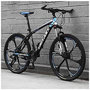 51h5eyzAD3L. SS300 26 Pollici 21 velocità, Adulto Bicicletta MTB, Bicicletta Mountain Bike, Bicicletta, Biciclette, Doppio Freno A Disco…