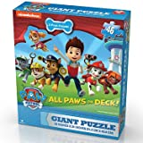 SPINMASTER 6033327 90 cm Paw Patrol GIANT FLOOR PUZZLE