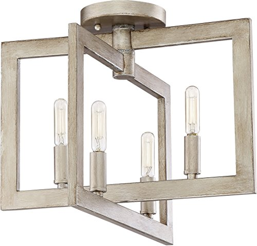 Craftmade 44954-GT Four Light Semi Flush Mount (Twilight Flush)