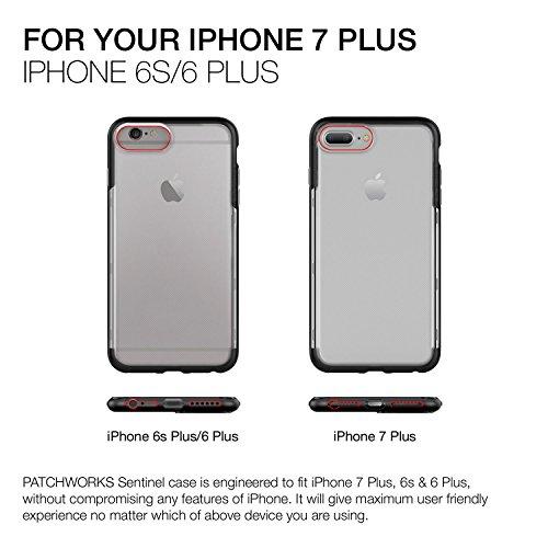 the latest 1e13c 350c3 iPhone 8 Plus Case / iPhone 7 Plus Case Patchworks Sentinel - Import ...