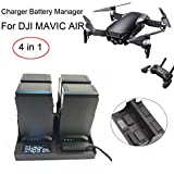 Rucan For DJI Mavic Air Drone Parts Smart Charger Battery Manager Batteries Charging