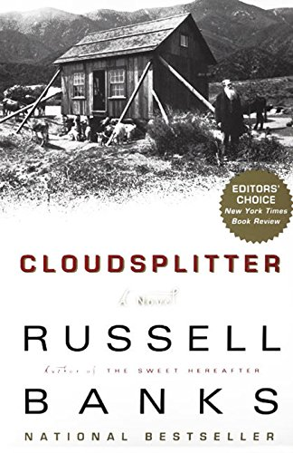 Cloudsplitter a novel kindle edition by russell banks literature cloudsplitter a novel by banks russell fandeluxe Gallery