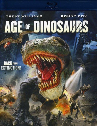 Blu-ray : Age Of The Dinosaurs (Blu-ray)