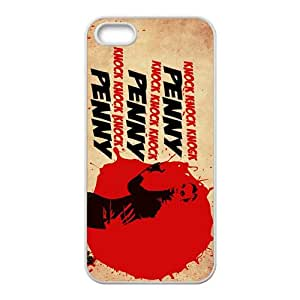 Knock Penny Design Personalized Fashion High Quality Phone Case For Iphone 5S