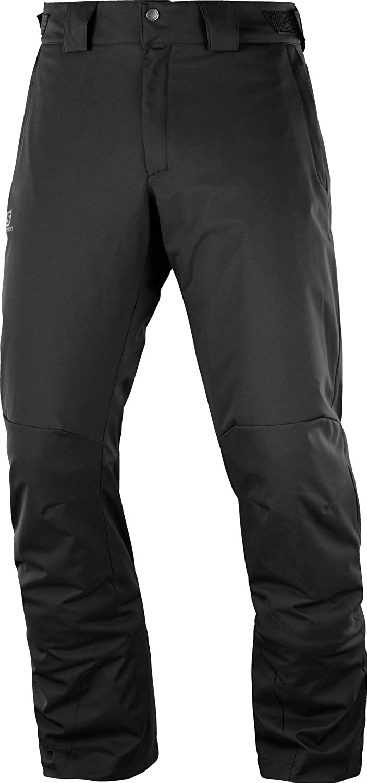 : Salomon Stormpunch Ski Pants Black Mens Sz XL