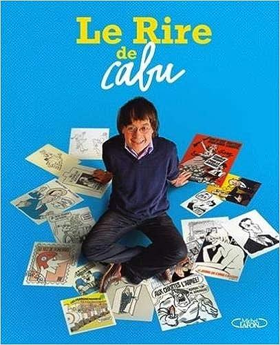 Book's Cover of Le Rire de Cabu (Français) Broché – 1 octobre 2020