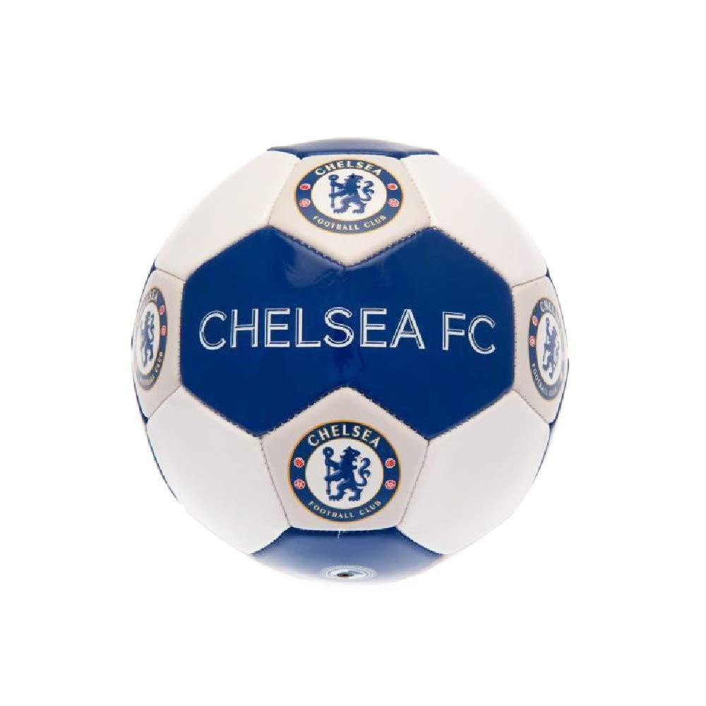 Chelsea F.C. Balón de fútbol tamaño 3: Amazon.es: Deportes y aire ...