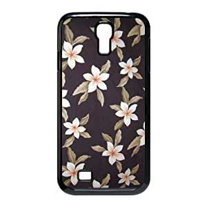 Red Hawaii Flower Use Your Own Image Phone Case for SamSung Galaxy S4 I9500,customized case cover ygtg605738