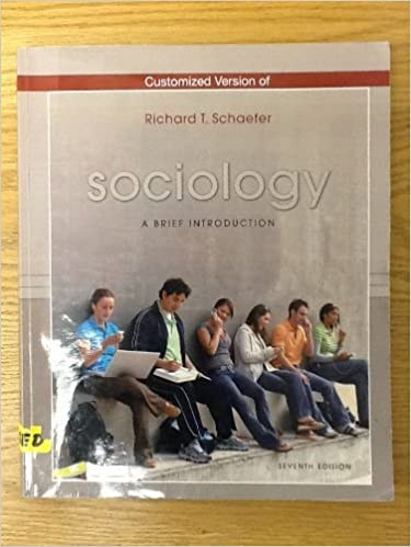 Amazon sociology a brief introduction custom edition amazon sociology a brief introduction custom edition 9780077216009 richard t schaefer books fandeluxe Image collections