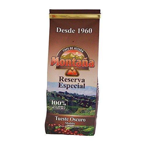 (Montaña Coffee Reserve Dark Roast Costa)