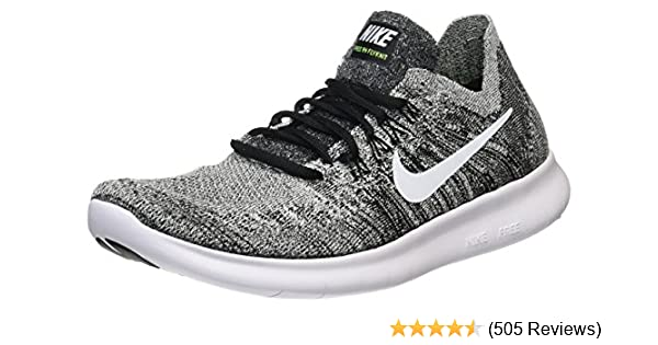 c02a5fb564869d ... Amazon.com Nike Mens Free- RN Flyknit 2017 Running Shoe Road Running ...