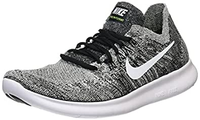 Amazon.com | Nike Men's Free- RN Flyknit 2017 Running Shoe