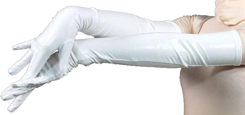 Chaud Gants Pour Femmes Gants De Haute Qualit/é Partie Ext/érieure Mitaines Longues Couleurs Unies Chic
