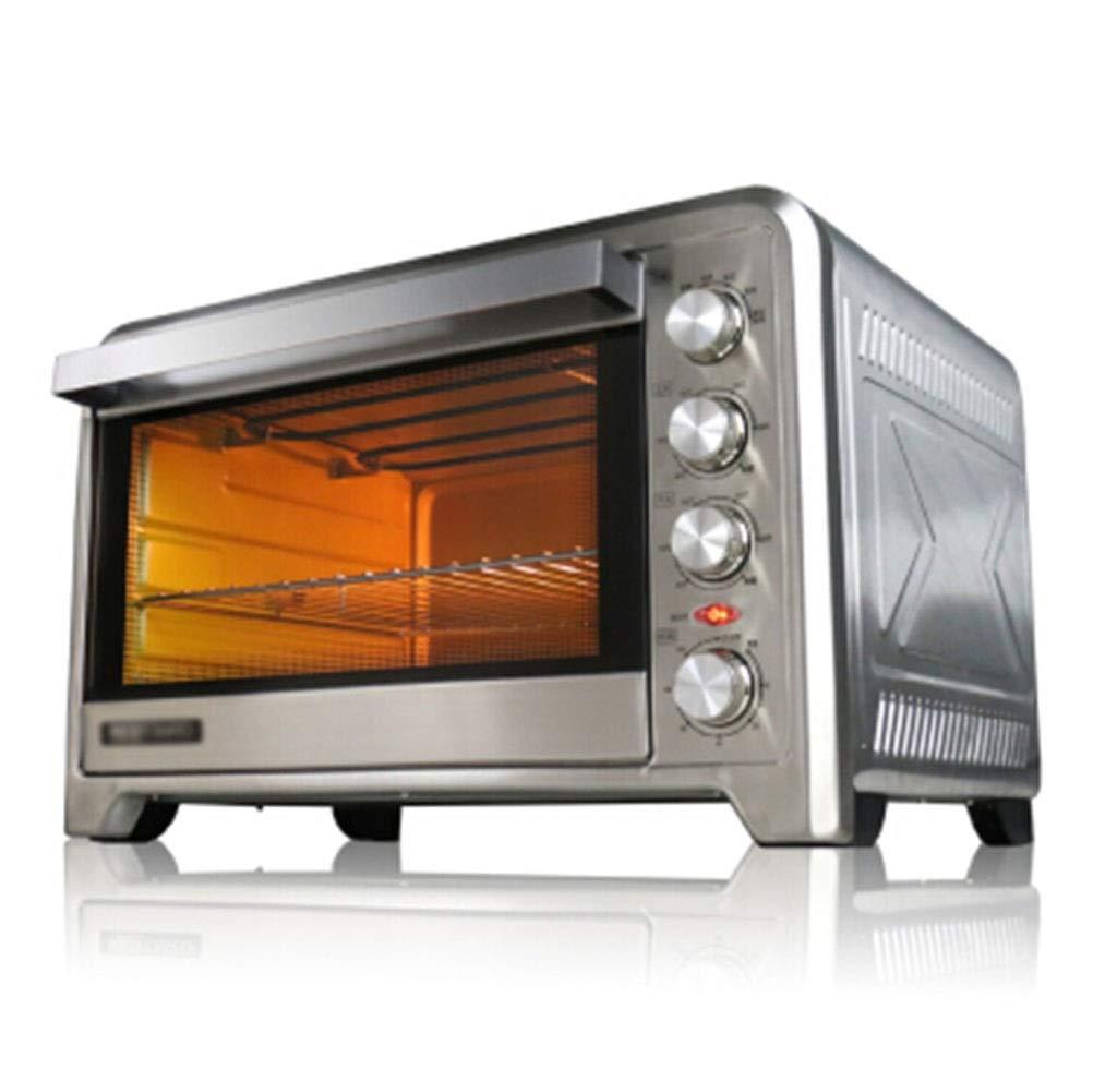 オーブントースター  -  SGKJJ オーブンの全鋼鉄世帯の電気オーブンの独立した温度調整の大容量 B07QN6D8RM