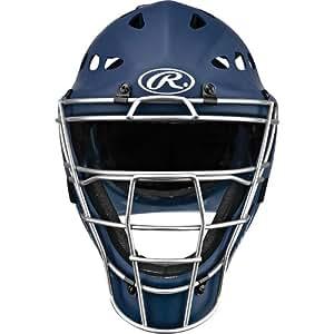 Rawlings Youth Catchers Helmet, Matte Navy