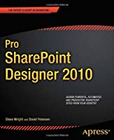 Pro SharePoint Designer 2010 Front Cover