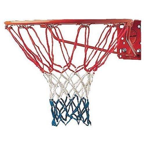 Net Red White & Blue All Weather Hoop Goal Rim Indoor Outdoor