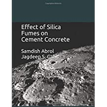 Effect of Silica Fumes on Cement Concrete