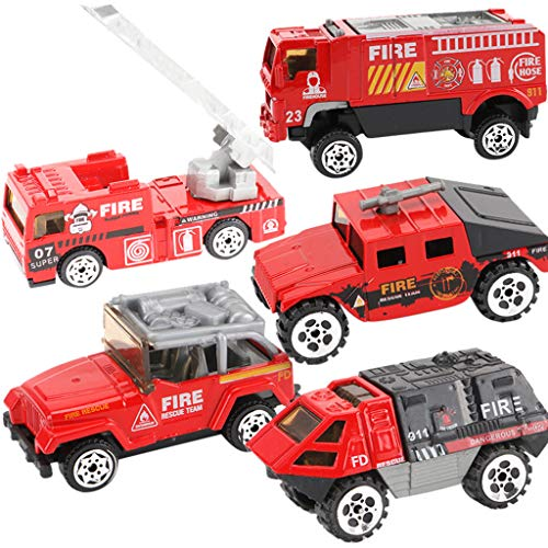 Mini Classic Construction Engineering Truck Alloy Models Cars Toy Sets for Kids from VEZAD