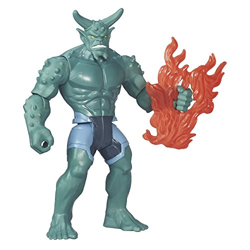 Spider-Man Green Goblin Action Figure (Man Green Spider)