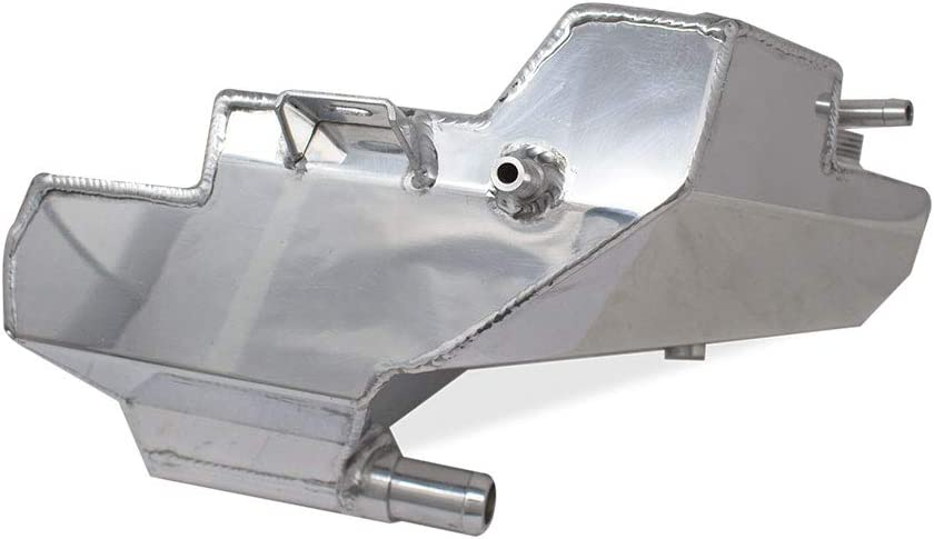 Rev9 AT-FS03 Coolant Overflow Expansion Tank Aluminum for Ford F250//F350 Super Duty 6.0L Powerstroke 2003-07