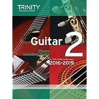 Guitar Exam Pieces Grade 2 2016-2019