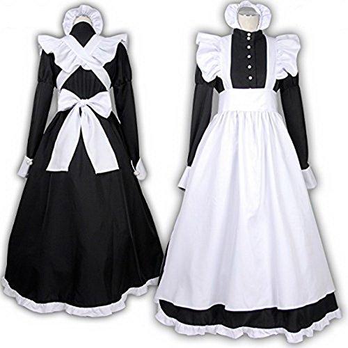 Briti (Kids French Maid Costumes)