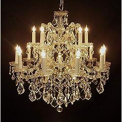 MD Lighting E14 Chandelier Bent Tip Light Bulb(6 P