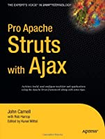 Pro Apache Struts with Ajax Front Cover