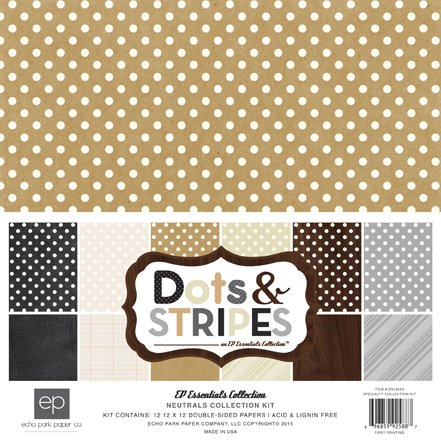 any Dots and Stripes Neutrals Collection Kit ()