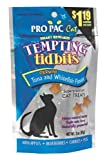 PRO PAC TREATS Tempting Tidbits Tuna and Whitefish Flavor, 3 Ounce Pouch