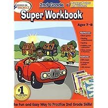 HOP 2nd Grade Super Workbook