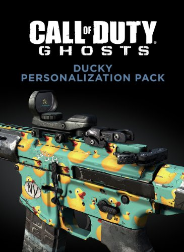 Call of Duty: Ghost - Ducky Pack [Online Game Code] (Of Ghost Pack Dlc Duty Call)