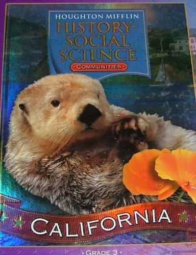 Houghton Mifflin Social Studies: Student Edition Level  3 2007