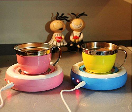 Beverage Warmer | USB Coffee/Tea Cup/Mug Warmer | Keep your Coffee or Tea drink warm for longer time by Ehome (Image #9)