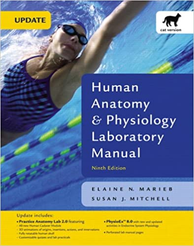 Human Anatomy & Physiology Laboratory Manual (Anatomical Models)