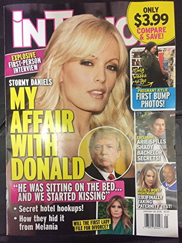In Touch Magazine-STORMY DANIELS ON HER AFFAIR WITH PRESIDENT TRUMP