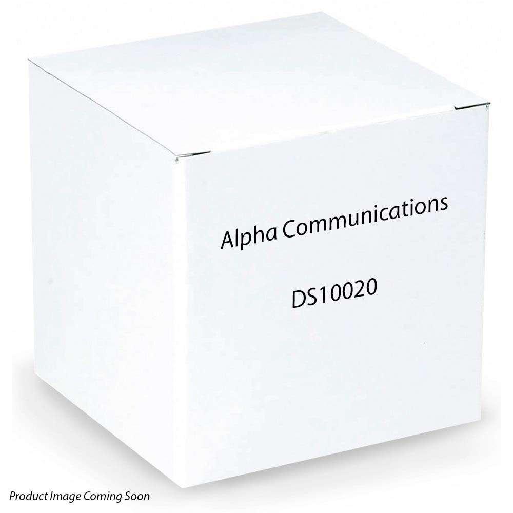 アルファ通信 – ds10020 – ds100モジュールW / 20 Lamps   B00454YJAO
