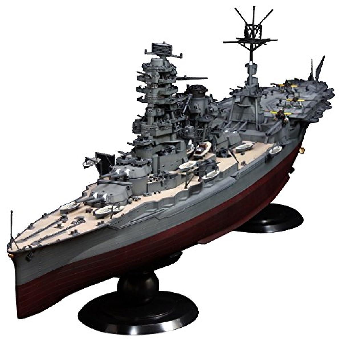 [해외] 후지미 모형 1/350 함선 모델 시리즈SPOT 구일본 해군 항공 전함 이세(제634항공대/서운18 기부착) 프라모델  350함선SP