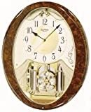 Rhythm Clocks Snowflake Legend - Model #4MJ896WB23