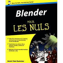 Blender Pour les nuls (French Edition)
