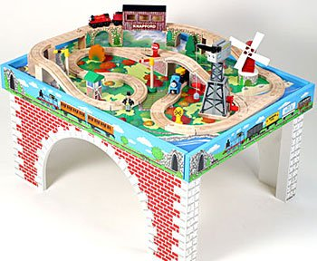 Thomas & Friends Train Table and Set: Amazon.co.uk: Toys & Games