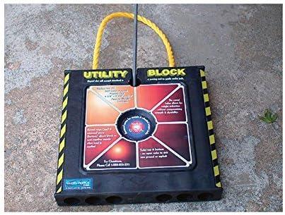Quality Plastics Utility Block