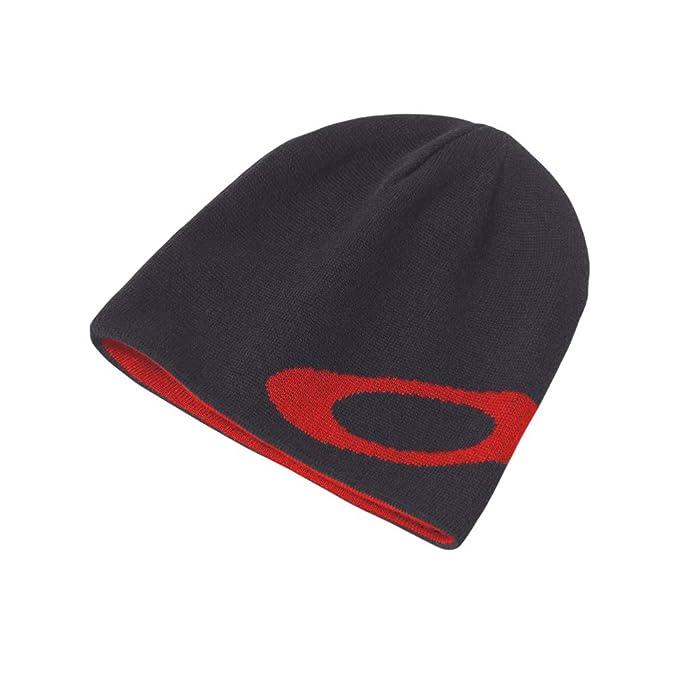 Oakley Gorro Reversible Ellipse Poopy Rojo (Default, Rojo)