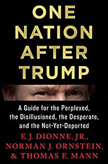 Book Cover: One Nation After Trump: A Guide for the Perplexed, the Disillusioned, the Desperate, and the Not-Yet Deported