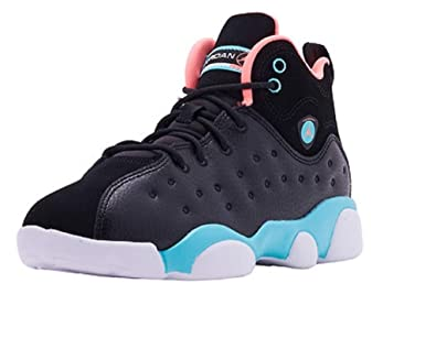 official photos 7c7bd 65389 NIKE Jordan Jumpman Team II (PS) Boys Fashion-Sneakers AQ2796-001 1.