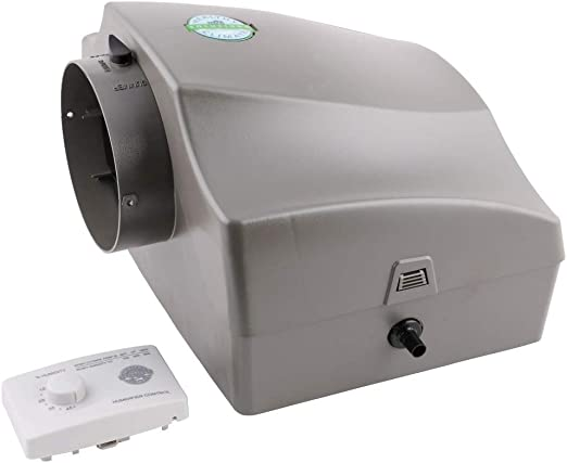 Lennox Healthy Climate HCWP3-18 Power Humidifier Manual Humidistat