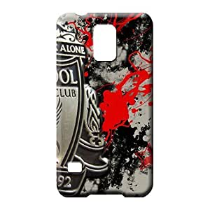 samsung galaxy s5 New Style phone case skin Back Covers Snap On Cases For phone covers Beloved Football Club Liverpool