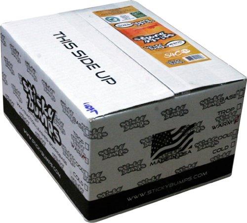 Sticky Bumps Warm/trop Wax Case 84 by Sticky Bumps