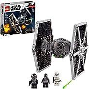 75300 LEGO® Star Wars™ Imperial TIE Fighter™; Kit de Construção (432 peças)
